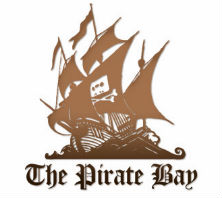 Лого The Pirate Bay