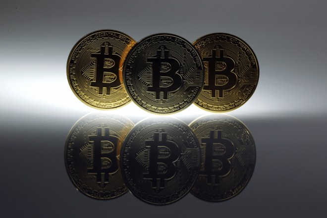 mock-bitcoins-are-displayed-table-illustration-picture