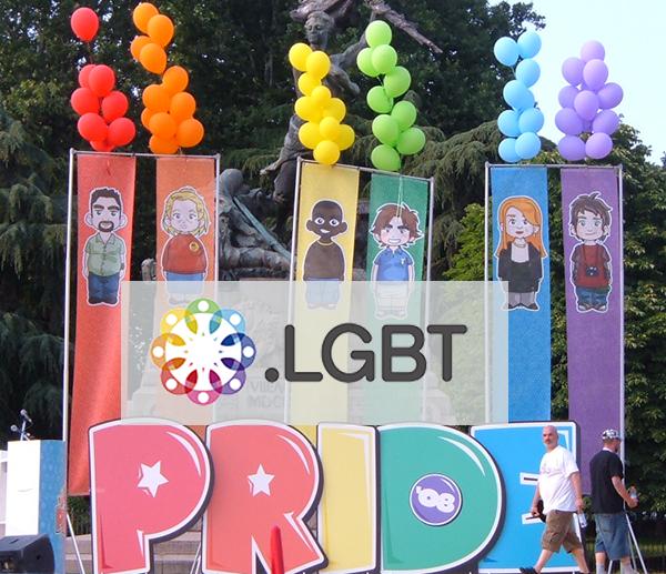 Домен .LGBT