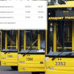 Киевпастранс: на Google Maps теперь видно время прибытия транспорта в реальном времени по GPS
