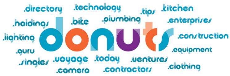 домен donuts