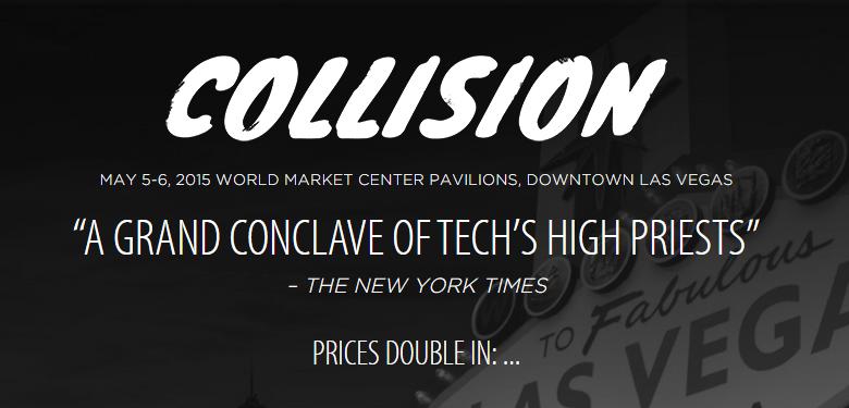 конференция collision