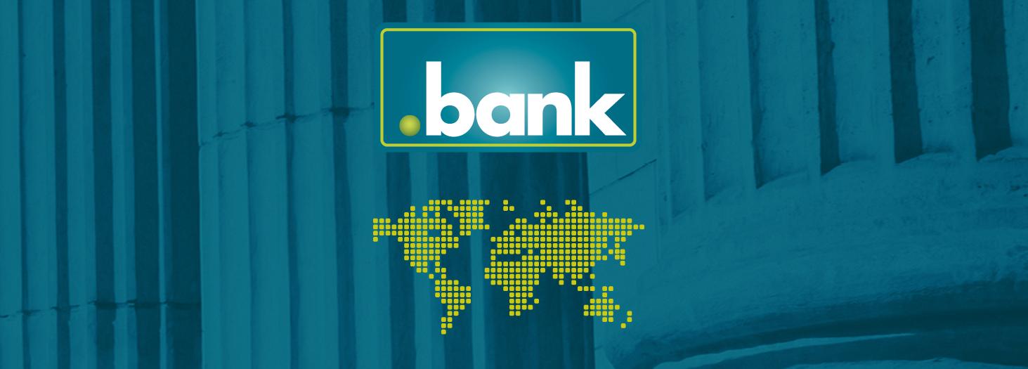 домен .bank