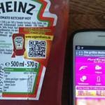 QR-код на кетчупе HEINZ по ошибке оказался «излишне пикантным»