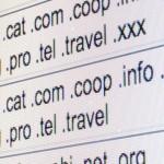 В Интернете уже 1000 доменов верхнего уровня