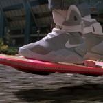 Lexus 5 августа готовит представить левитирующий скейтборд по мотивам «Назад в будущее»