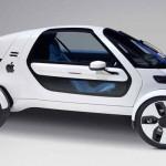 Apple занимается разработкой беспилотного автомобиля