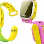 В Китае разработали часы, которые не дадут потеряться детям