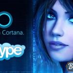 Cortana вскоре станет спутницей Skype