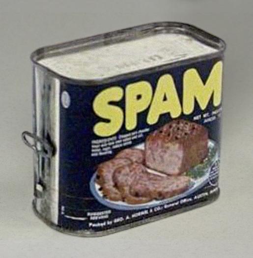 SpamInACan