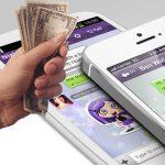 Теперь через Viber можно отправлять деньги
