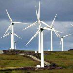 Рекорд ветрогенераторов в Шотландии