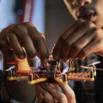 Создать свой беспилотник отныне можно с помощью  Lego