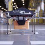 Новая защита дронов Amazon от вандалов