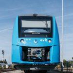 Водородные поезда запущены в Германии